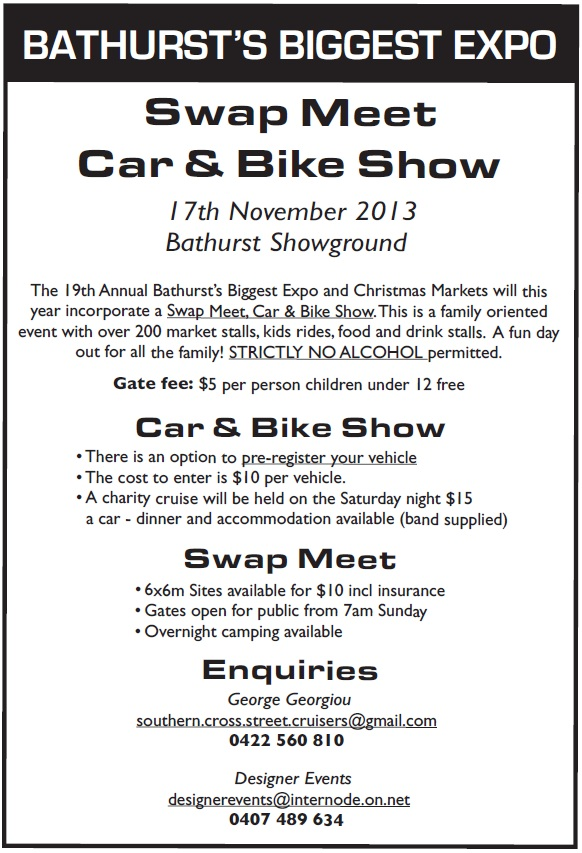 Bathurst_Biggest_Expo_Car_Bike_Show